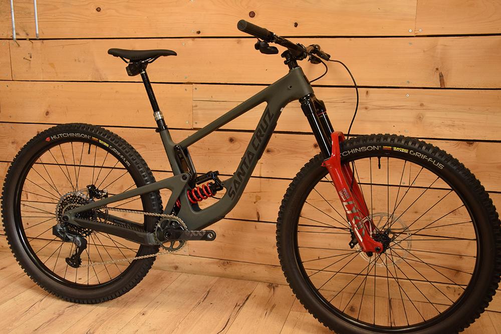 Vélo enduro